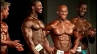 Bodybuilder Ulisses Jr Promo