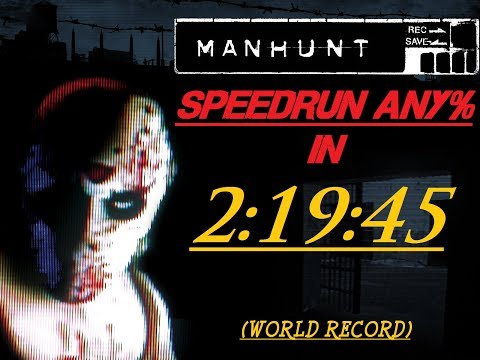 [PS4] Manhunt Any% Speedrun in 2:19:45 (World Record)