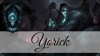League of Legends Lore | Schatteninseln | Yorick - Der Hirte der verlorenen Seelen | German/Deutsch