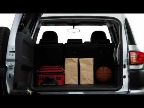 2008 Toyota FJ Cruiser Video