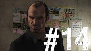 Grand Theft Auto 5 Gameplay Walkthrough Part 14 - Mr Trevor Phillips (GTA V)