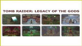 Tomb Raider: Legacy of the Gods (Niveles de autor). Nivel 24 y FINAL: Bonus 10 (1/1)