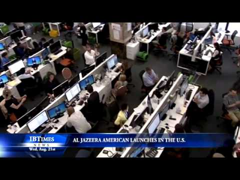 Al Jazeera America Launches In U.s. video