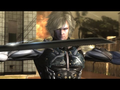 Metal Gear Rising Revengeance Review - The Gaming Brit