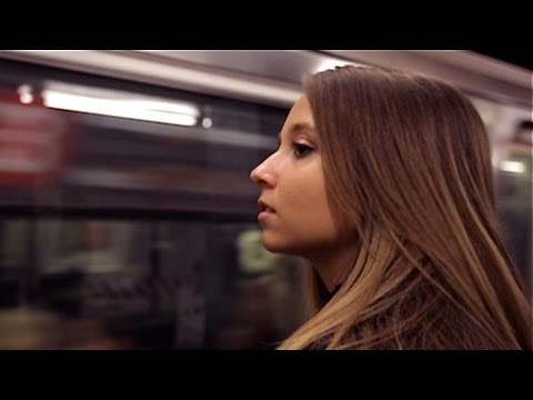 David Guetta - Titanium ft. Sia - (Official Music Video Cover by Ali Brustofski)