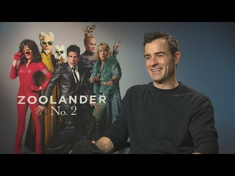 Justin Theroux couldn't get wife Jennifer Aniston to cameo in Zoolander 2!