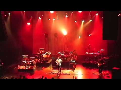 Widespread Panic - Red Hot Mama* - 06/17/01 Wiltern Theatre, Los Angeles, CA