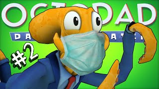 COME ESEGUIRE UN TRAPIANTO! - Octodad: Dadliest Catch (DLC) - #2