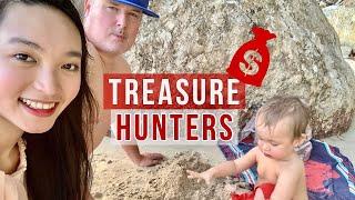 Treasure Hunters   Baby Rage   Big Rock Formation   Filipina-Canadian Life In Thailand