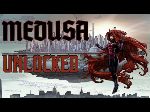 Marvel Avengers Alliance: First Look at Medusa (Recruited and in Action)