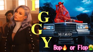 "IGGY AZALEA ""SALLY WALKER"" VIDEO REACTION!!!"