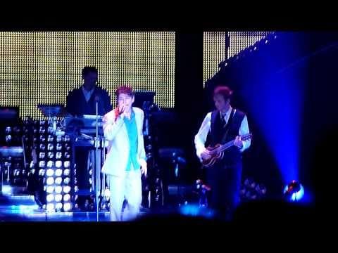 a-ha live - Summer Moved On - concert in Kiev (Ukraine), 04-Nov-2010 - amateur video