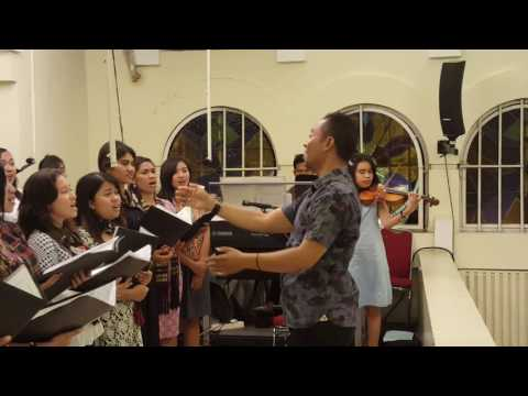 San Jose Choir: Amazing Voice. 16-10-2016.