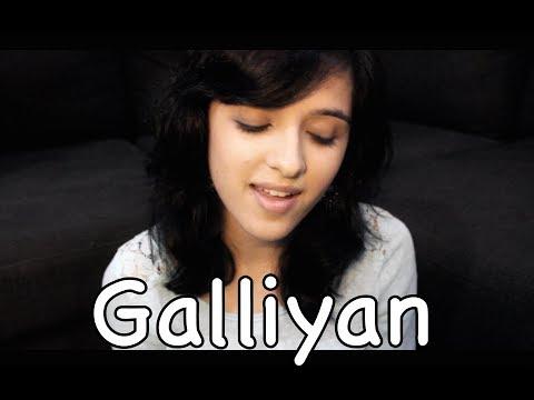 Galliyan - Ek Villain (Ankit Tiwari) | Female Cover by Shirley Setia ft. The Gunsmith