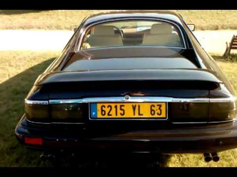 Jaguar Sport XJR-S spotted