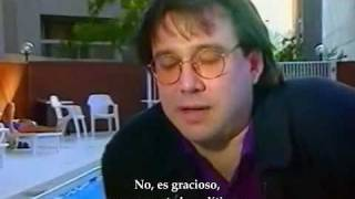 "Entrevista a Bill Hicks en el programa ""Comic Business"" (1991)"