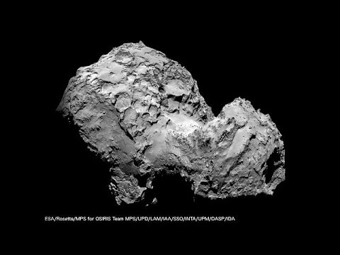 Space history made as Europe's Rosetta becomes first probe to catch comet