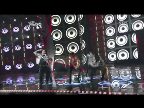 2pm - Hands Up (-) @SBS MUSIC FESTIVAL  20111229