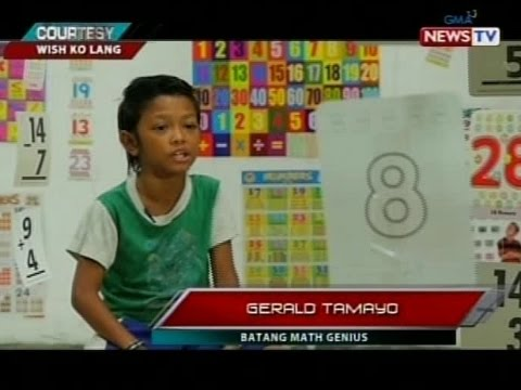 SONA: DepEd, may special program para sa mga batang magaling sa science at math