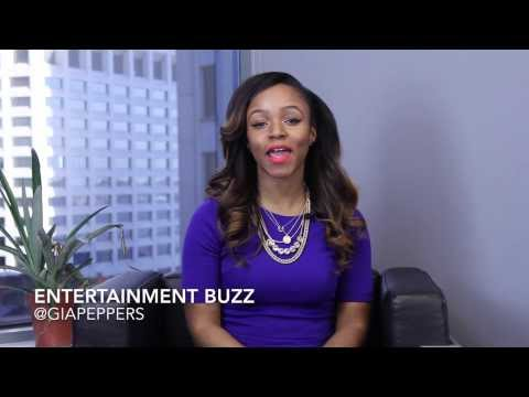 Gia Peppers Hosts EnstarsTV: Entertainment Buzz!