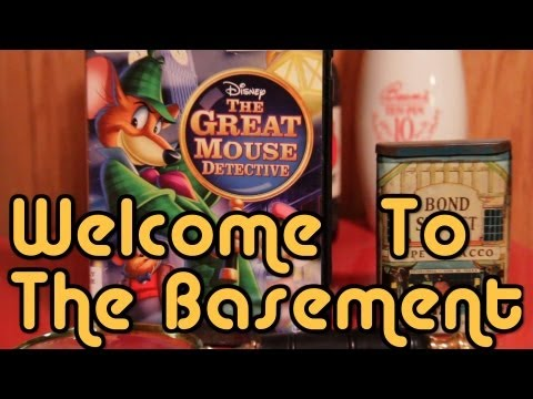 the great mouse detective welcome to the basement