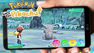 [600 MB] DOWNLOAD OFFICIAL POKEMON LET'S GO PIKACHU FOR ANDROID/IOS | 100% WORKING NO LAG 2019