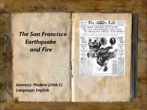 The San Francisco Earthquake and Fire (FULL Audiobook)