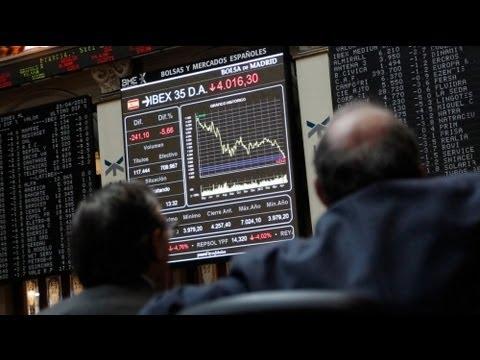 Bolsa de Madrid resiste às más notícias sobre a banca espanhola