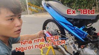 Ex drag 78td bình FCR của Anh Nha Sĩ