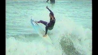 Old School Surfing Gisborne