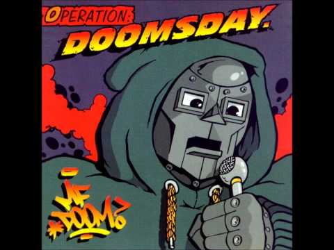 MF DOOM - Doomsday [HD]