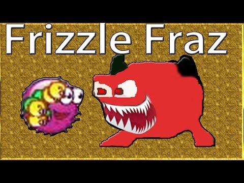 frizzle fraz красный шарик-Мультик игра для детей