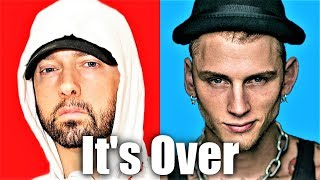 Download Lagu MGK Admits He Can't Respond To EMINEM's Killshot [BEEF IS OVER] Gratis STAFABAND