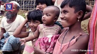 #UntukmuRohingya - Sukarelawan anak emak