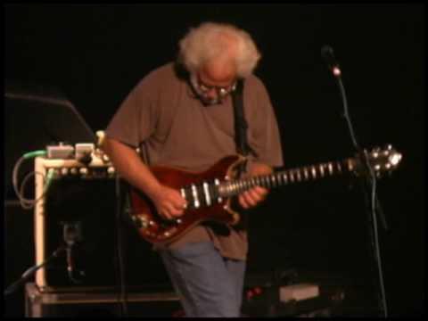 Shakedown's Dave Frankel - Space Guitar Improvisation
