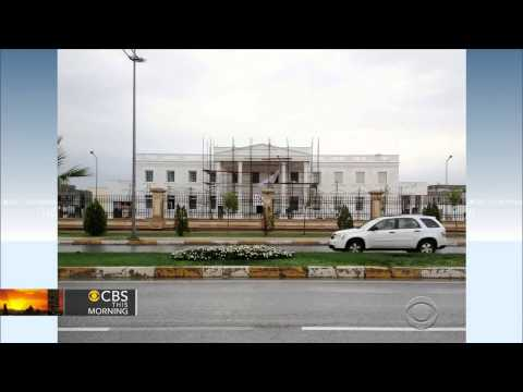 Iraq Gets A White House As Kurdish Tycoon Builds Replica