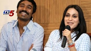 Actor Dhanush Going To Act Again In His Wife Direction : TV5 News