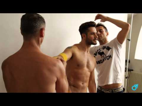 Hookapp Behind-the-scenes Model Photoshoot For New Gay Dating App video