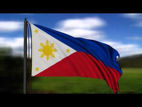 Philippine Flag Waving Animation 3d Animation Philippine Flag
