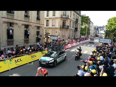 Tour de France stage 7 finish 2014