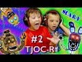 Youtube Thumbnail TJOC:Reborn (Mike's Reactions) FIVE NIGHTS AT FREDDY'S FREE ROAM Part 2 w/ FGTEEV Mike & Chase