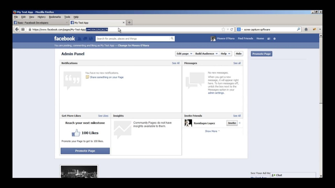 Как создать новую страницу в Фейсбук? - Про СММ