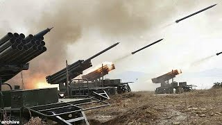 South Korea fires back at North Korea after Pyongyang launches projectile