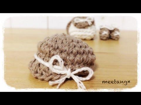 編んでみたい!かぎ針編みの可愛いミニチュア小物