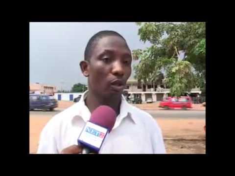 Funniest Interview From A Ghanaian Football Fan (English)