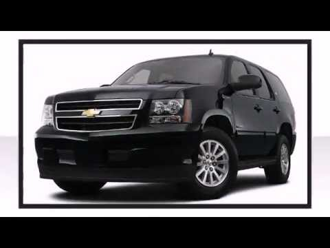 2012 Chevrolet Tahoe Video