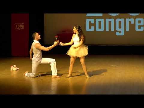 CZC18 Performance by Raiza & Bruno ~ Zouk Soul
