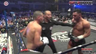 SPORTMANI EVENTS VIII - Ertugrul Bayrak vs Ibrahim el Boustati