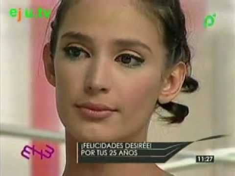 Desirée Durán Miss Bolivia cumplió 25 años Viva Bolivia Carajo !!
