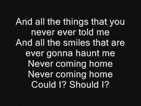 lyrics of ghost: